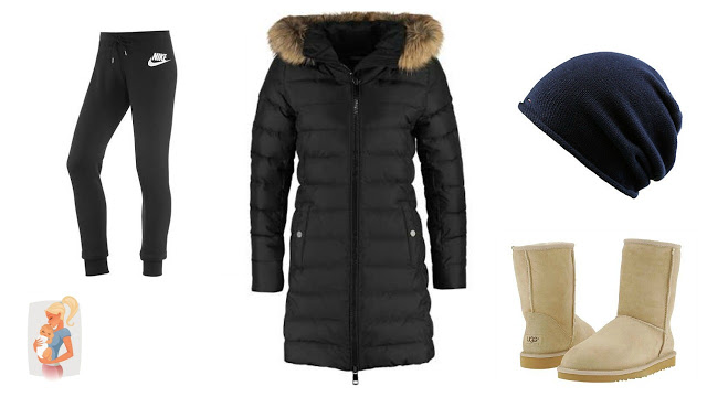Mama-im-Dienst Outfit ➡️ Winter2016     #MommyStyle