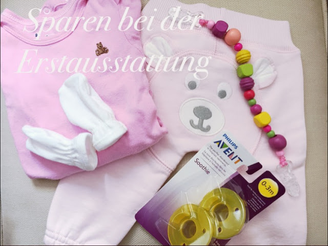 Die  T・O・P  Spartips für die Anschaffung der Baby- Erstausstattung