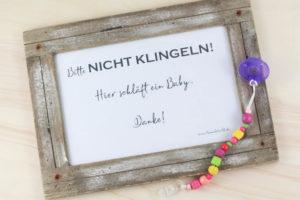 Printable für Haushalte mit Neugeborenen – DOWNLAOD (free)