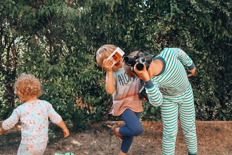 Kameras Fur Kinder Basteln I Fur Kleine Blogger To Be Kamera