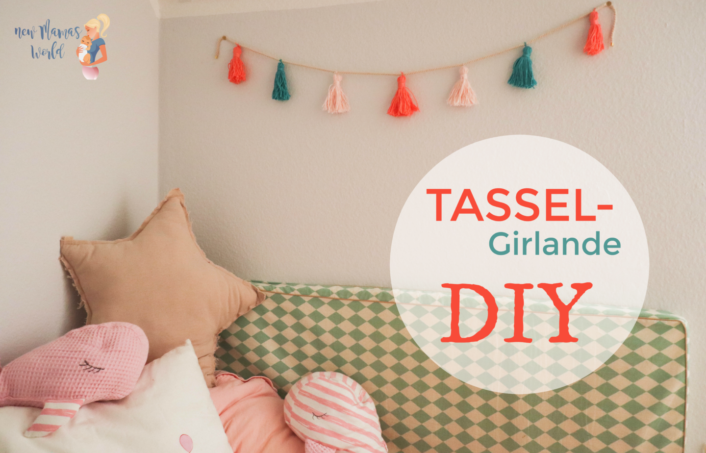 Tassel DIY Girlande