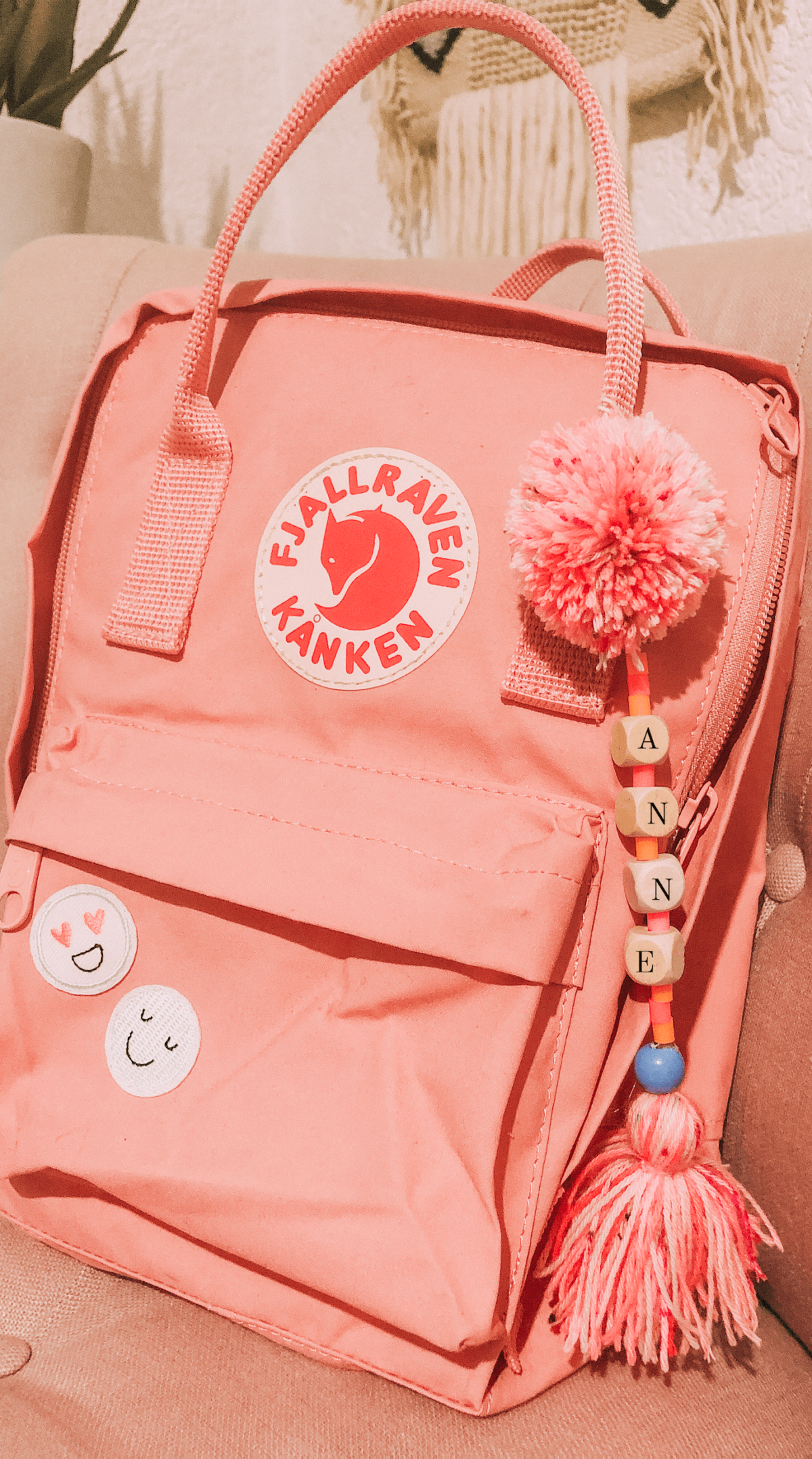 Pimp my Kindergartenrucksack